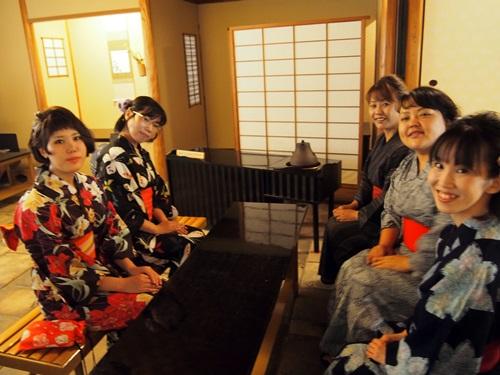 和歌山城の茶室